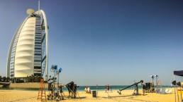 Burj Al Arab Dubai Strand